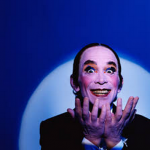 Joel Grey as Master of Ceremonies in Cabaret