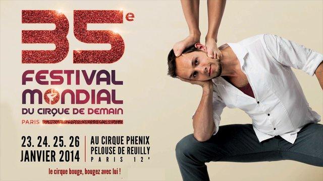 Festival Mondial Poster