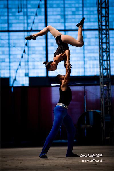 Festival Mondial - Naomi and Renaldo