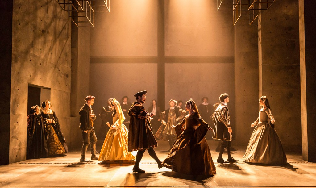 Wednesday - Wolf Hall, photo by Johan Persson