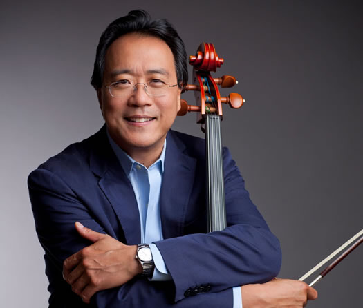 Wednesday - Yo-Yo Ma