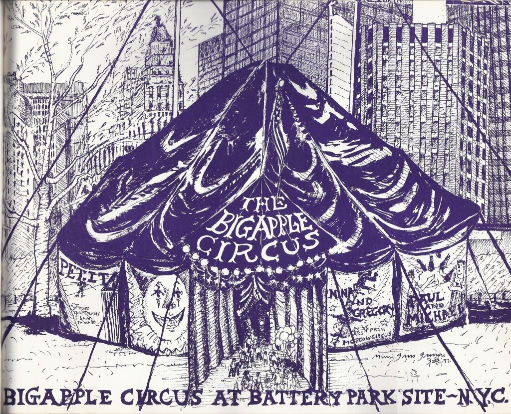 BAC proposal - circus tent