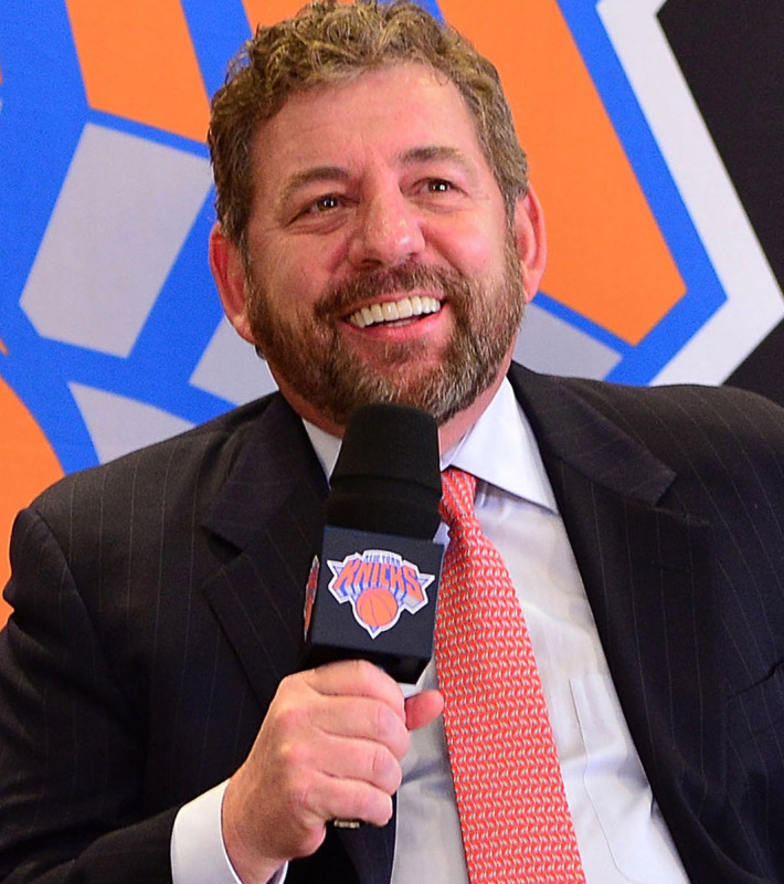 James L. Dolan Nicks Owner