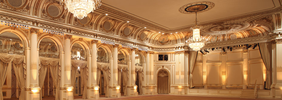 Plaza Grand Ballroom
