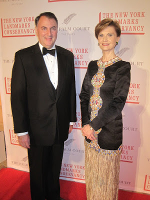 Peg Breen and Lloyd Zuckerberg at the Gala. Photo credit to Whom You Know
